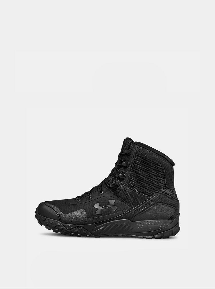 Černé pánské boty Valsetz Under Armour