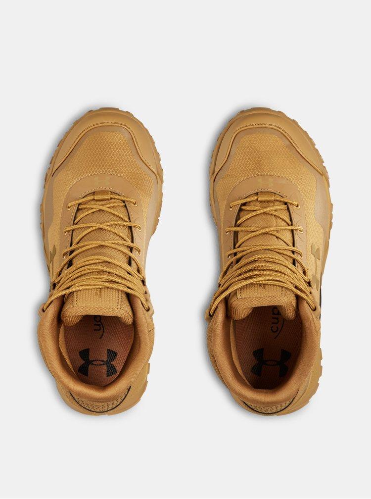 Hnědé dámské boty Valsetz Under Armour