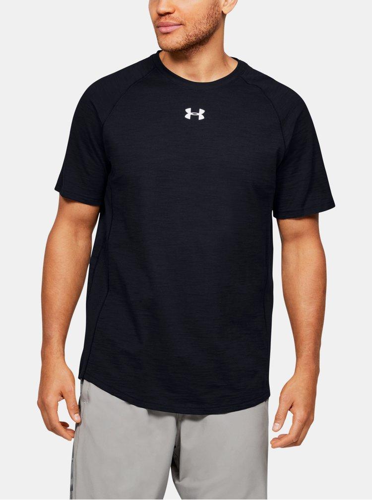 Černé pánské tričko Charged Under Armour