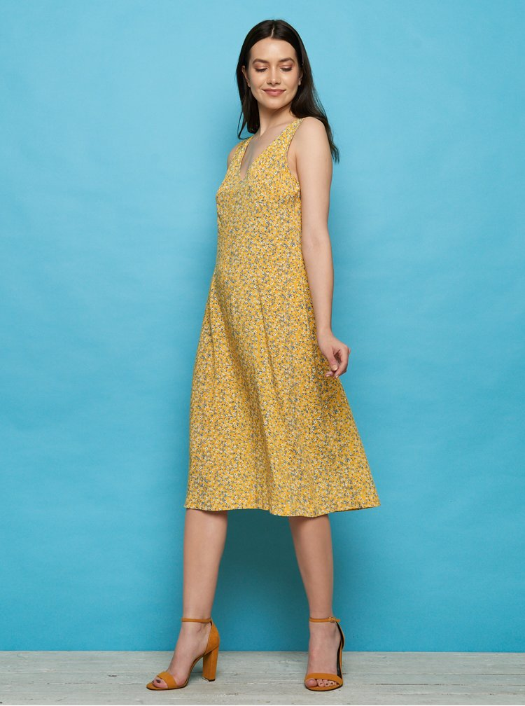 Rochii casual pentru femei Tranquillo - galben