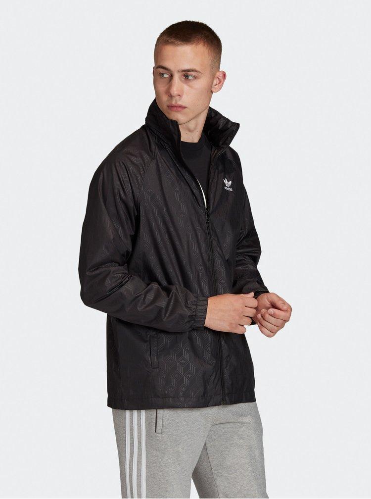 Jachete subtire pentru barbati adidas Originals - negru