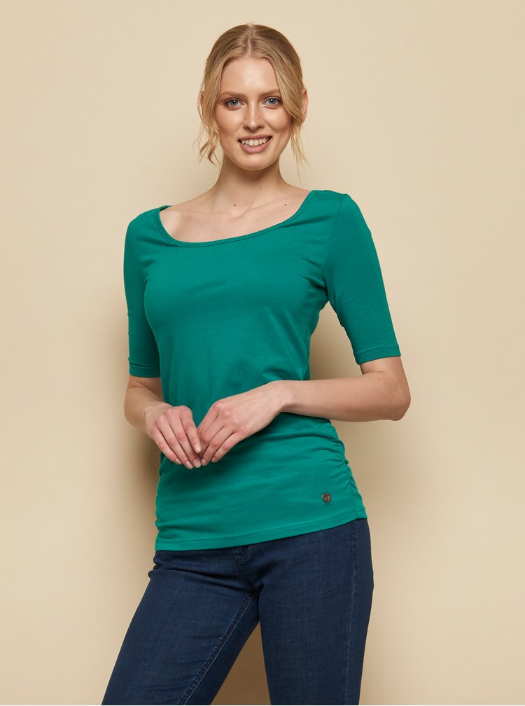 Tricouri pentru femei Tranquillo - verde