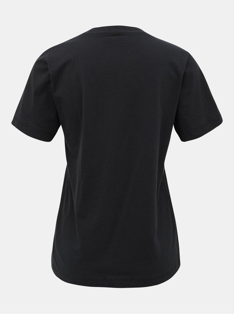 Tricouri pentru femei Pepe Jeans - negru