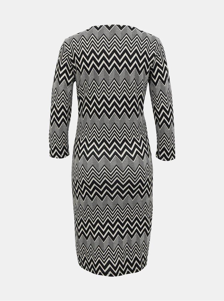 Rochii casual pentru femei ONLY - negru, alb