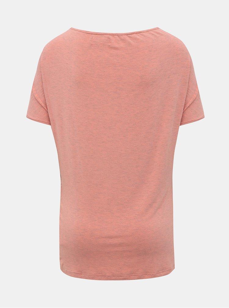 Růžové těhotenské/kojicí tričko Mama.licious Jumping