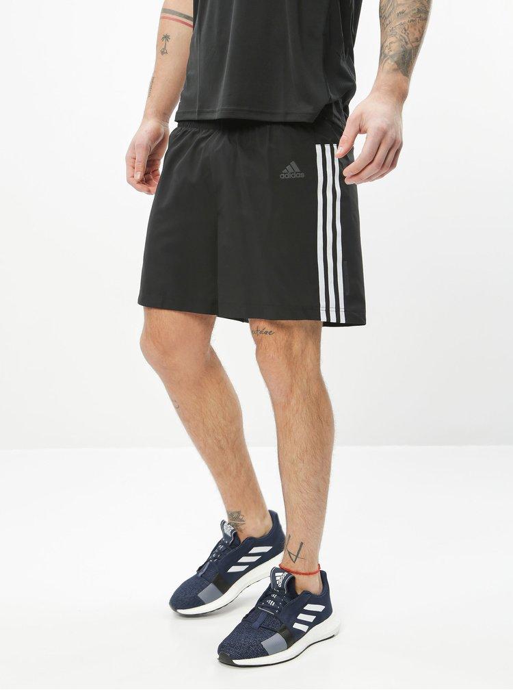 Černé pánské kraťasy adidas Performance