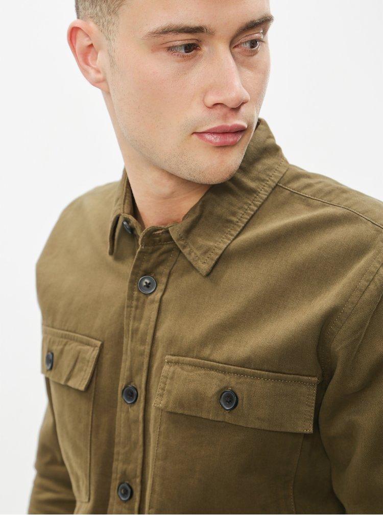 Khaki košile Lindbergh