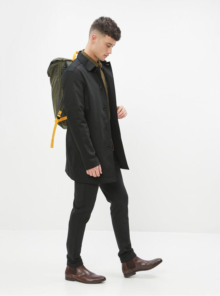 Pantaloni formali pentru barbati Lindbergh - negru