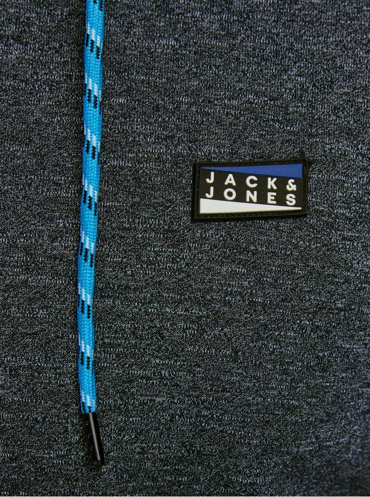 Tmavomodrá mikina Jack & Jones Colts