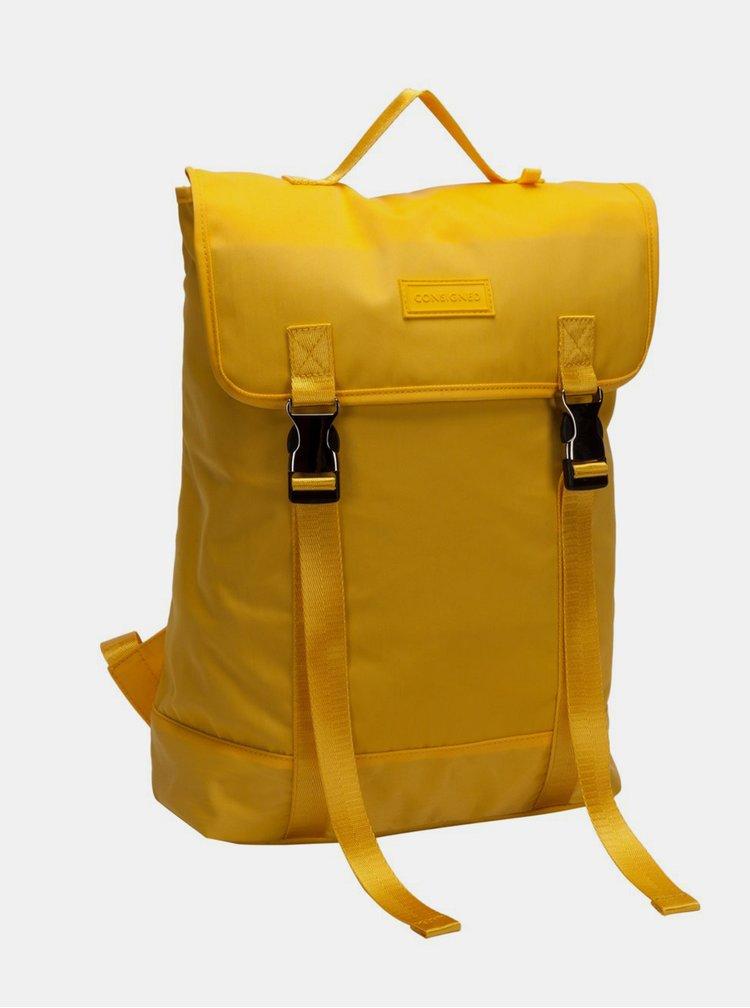 Žlutý batoh Consigned Zane