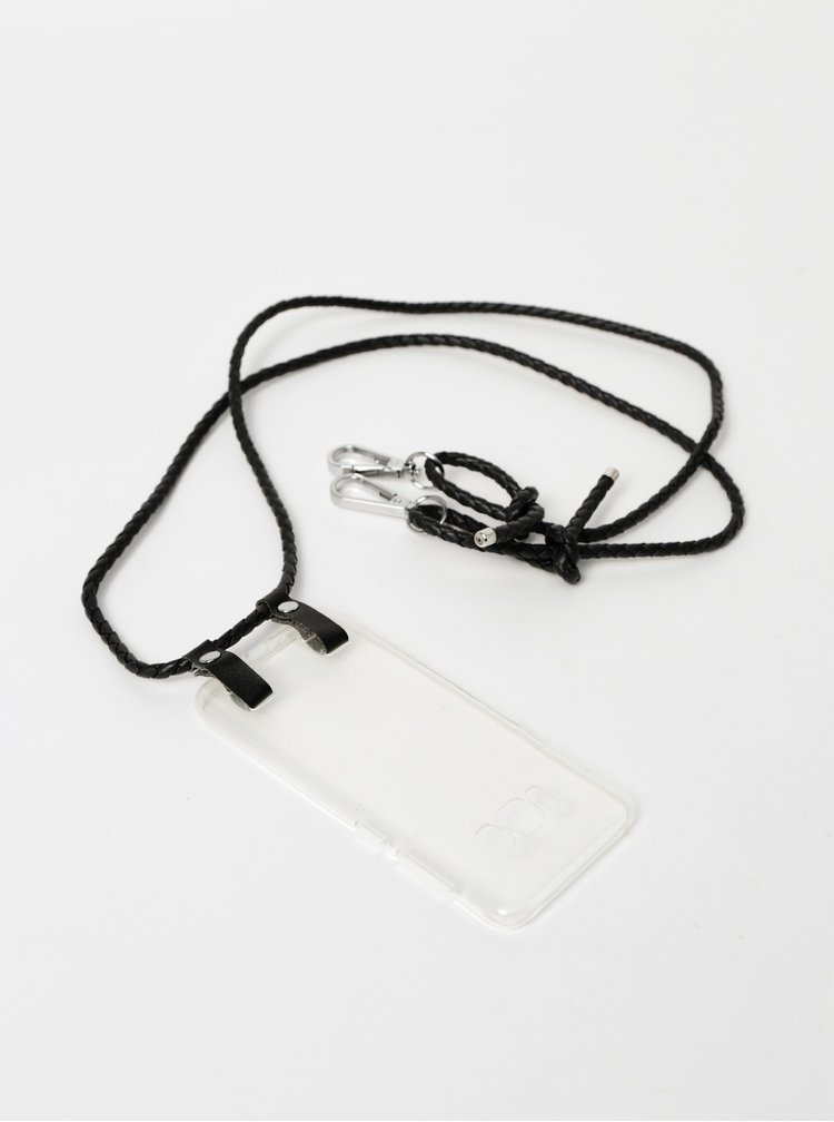 Transparentní obal na Samsung Galaxy S8 Haily´s Carry