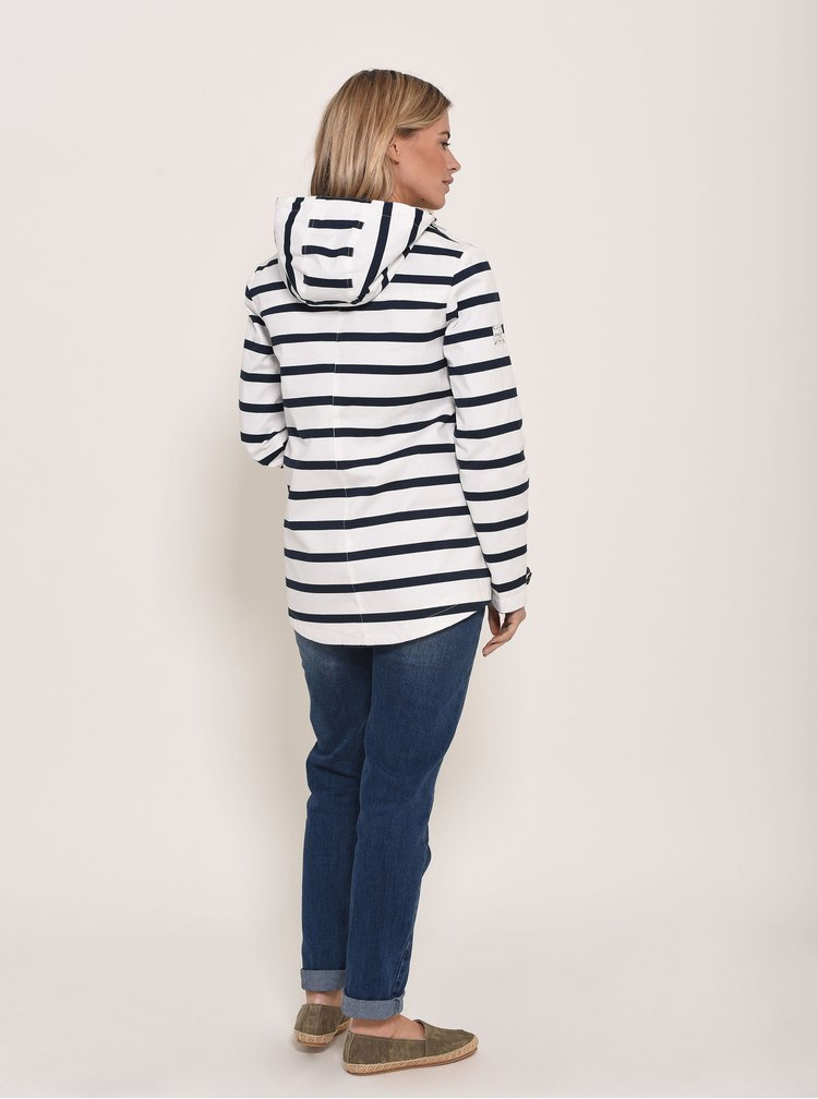 Marimi curvy pentru femei Brakeburn - alb, albastru inchis