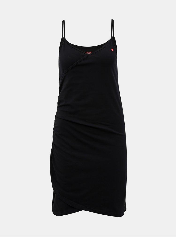 Černé šaty LOAP Adrea