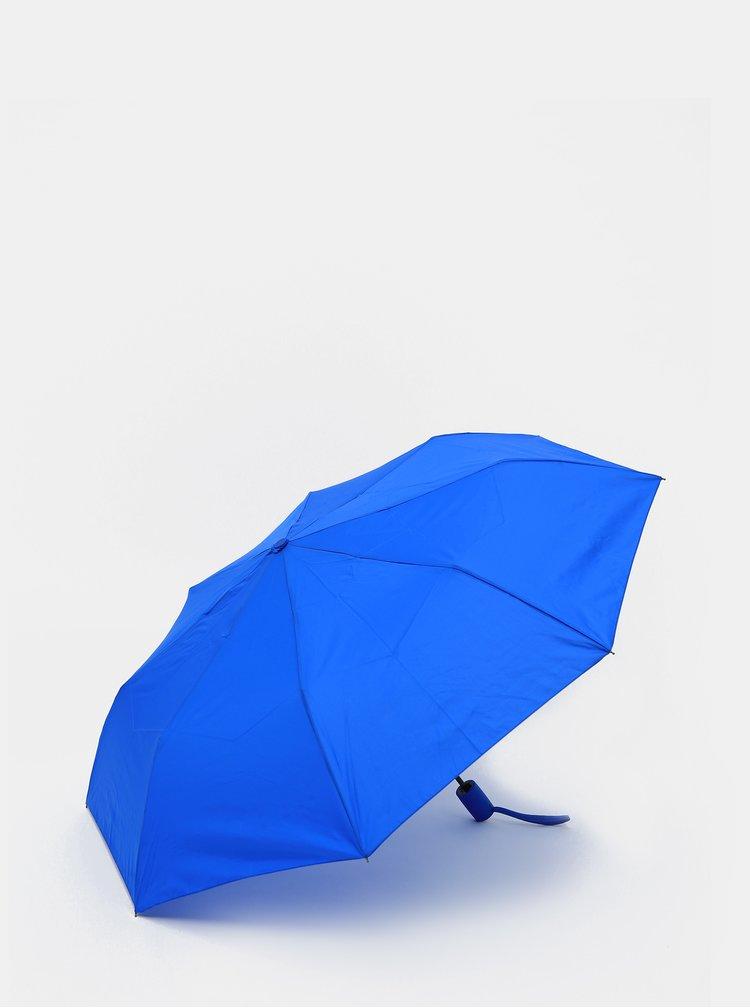 Modrý vystřelovací deštník Moon