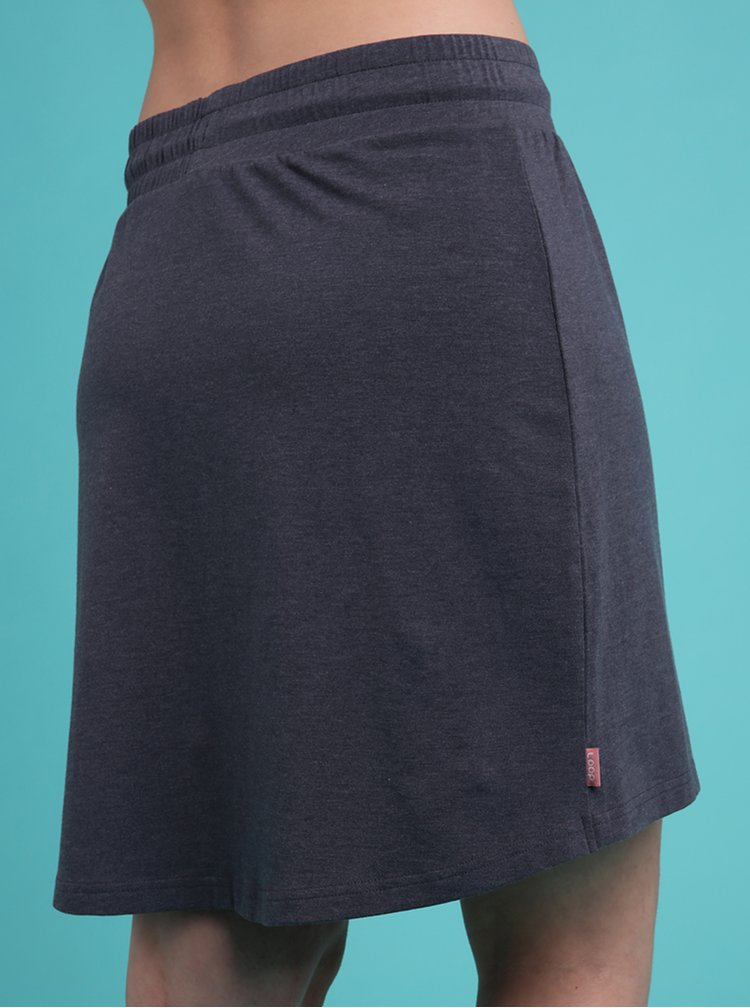 Tmavě šedá sukně LOAP Adronis