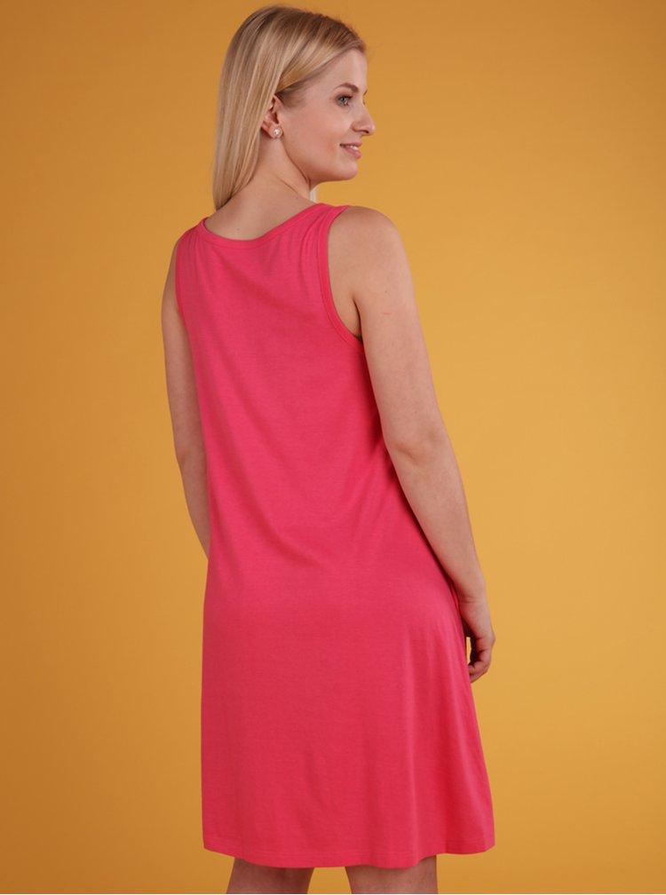 Růžové šaty LOAP Astris
