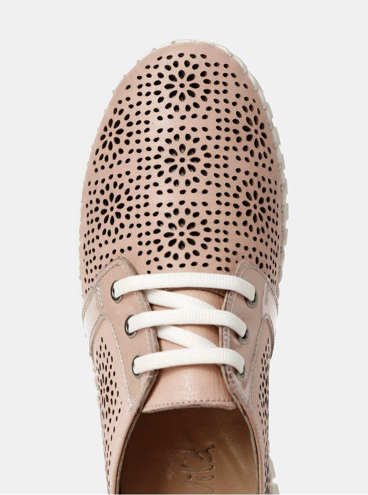 Pantofi sport si tenisi pentru femei WILD - bej