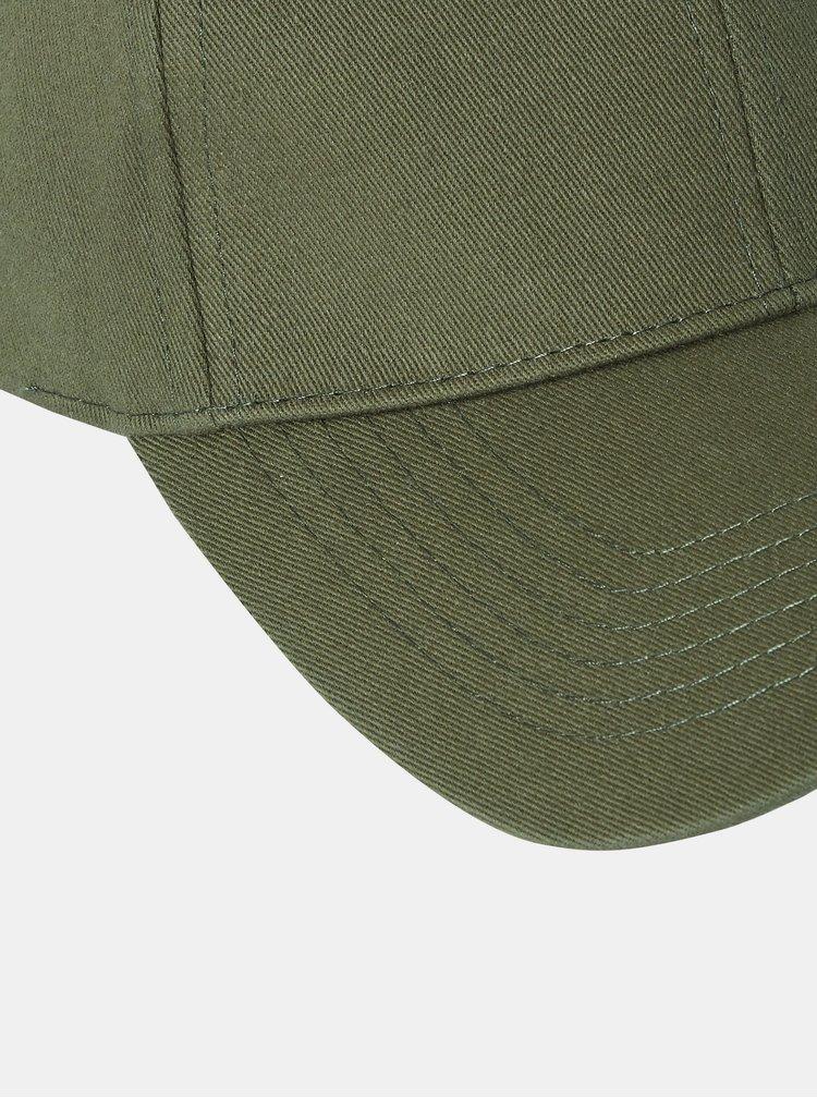 Zelená kšiltovka Burton Menswear London Baseball