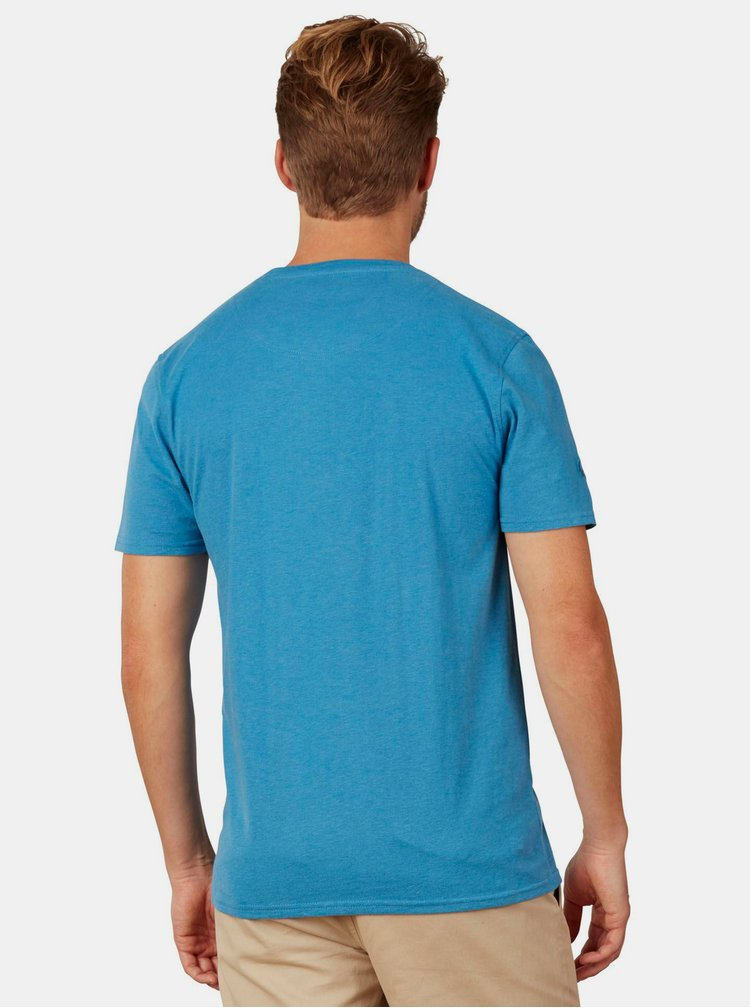 Modré tričko Raging Bull