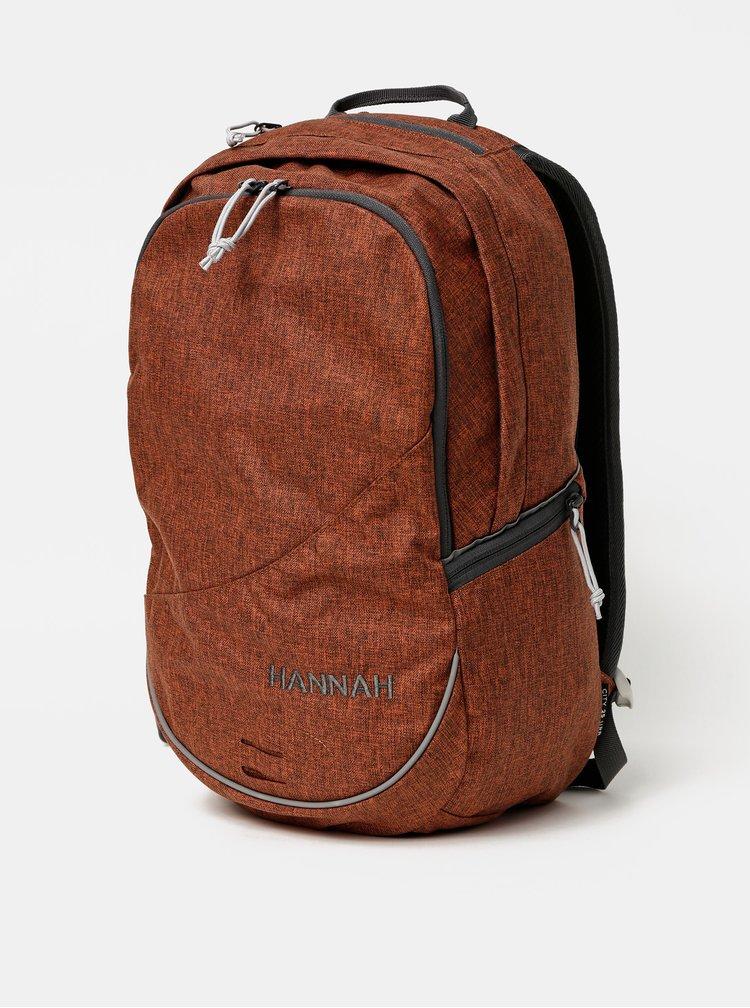 Hnědý batoh Hannah City Urb 25 l