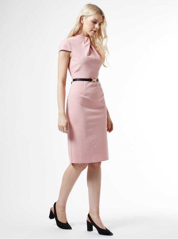 Marimi curvy pentru femei Dorothy Perkins - roz