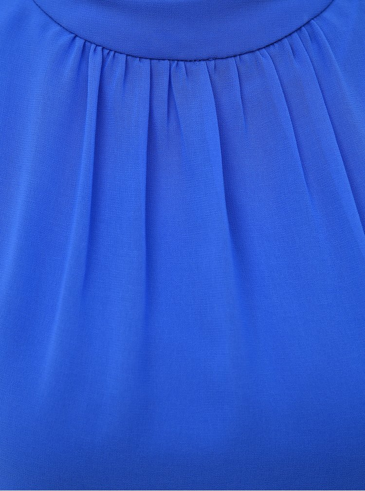 Modrá halenka Billie & Blossom
