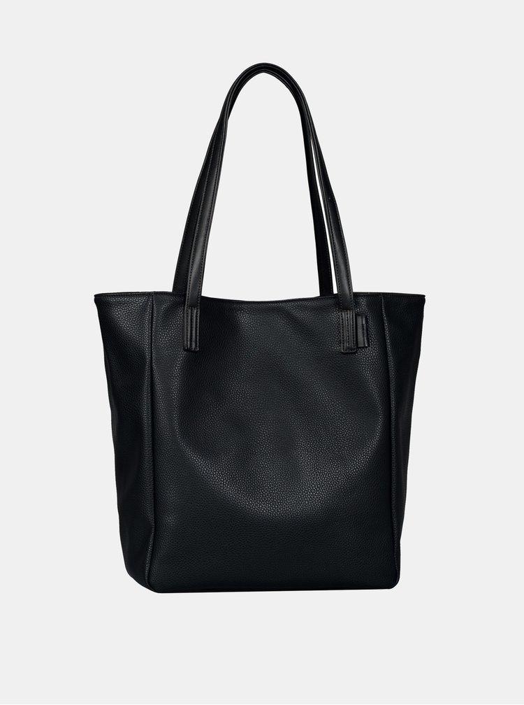 Čierna kabelka Tom Tailor Denim Arona