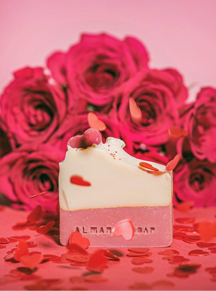 Mýdlo s ovocnou vůní Almara Soap Love