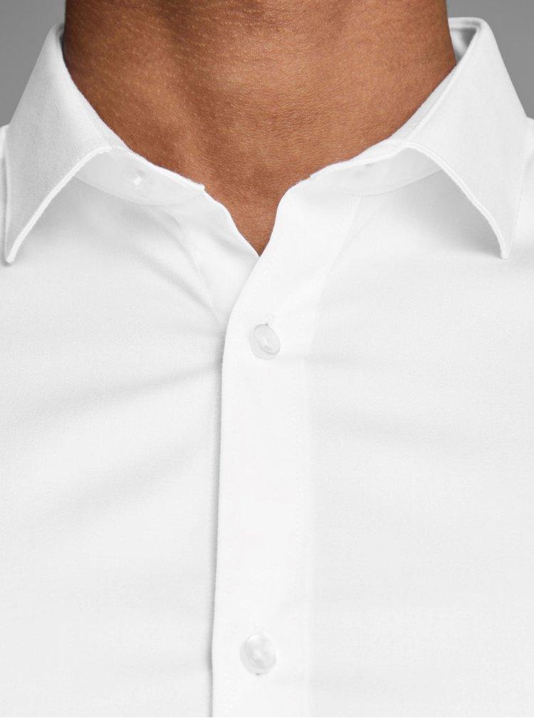 Camasi office pentru barbati Jack & Jones - alb