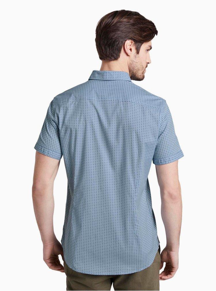 Camasi casual pentru barbati Tom Tailor - albastru