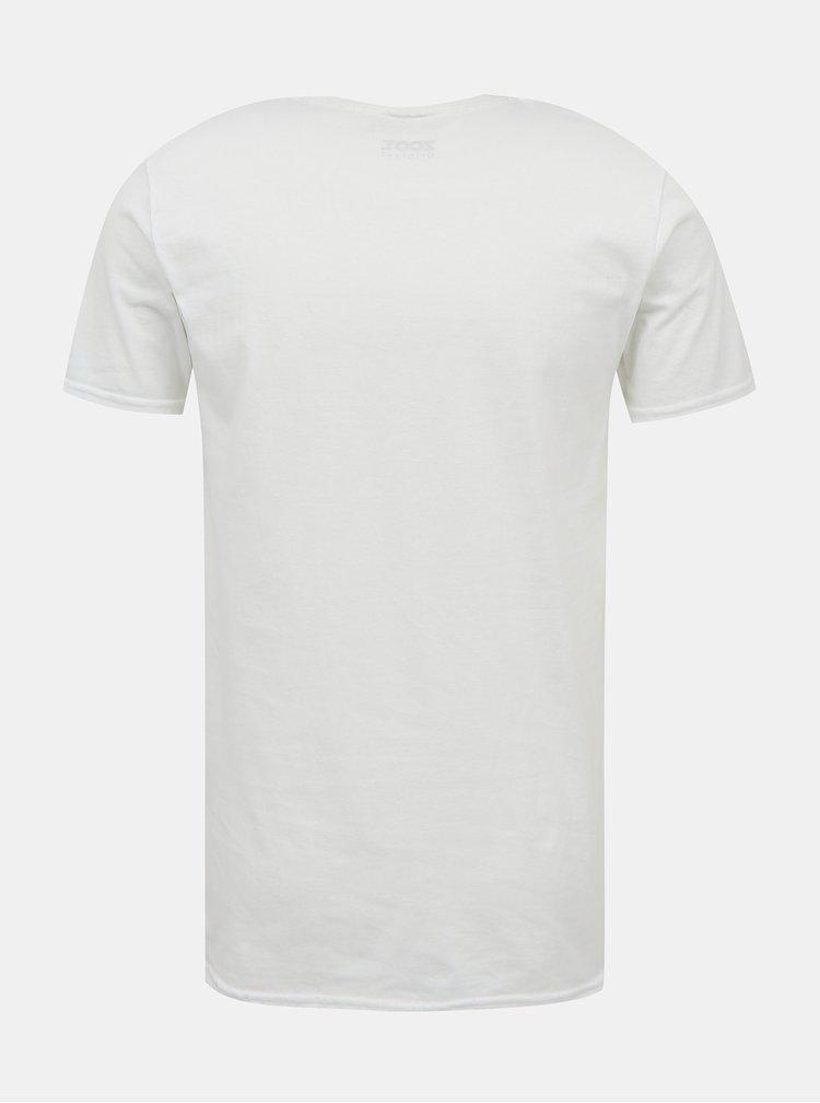 Bílé pánské tričko s potiskem ZOOT Original Králíci