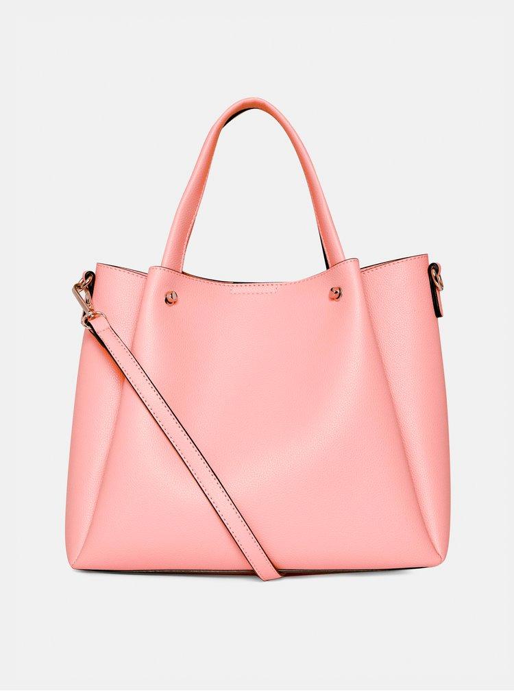 Růžová kabelka Dorothy Perkins