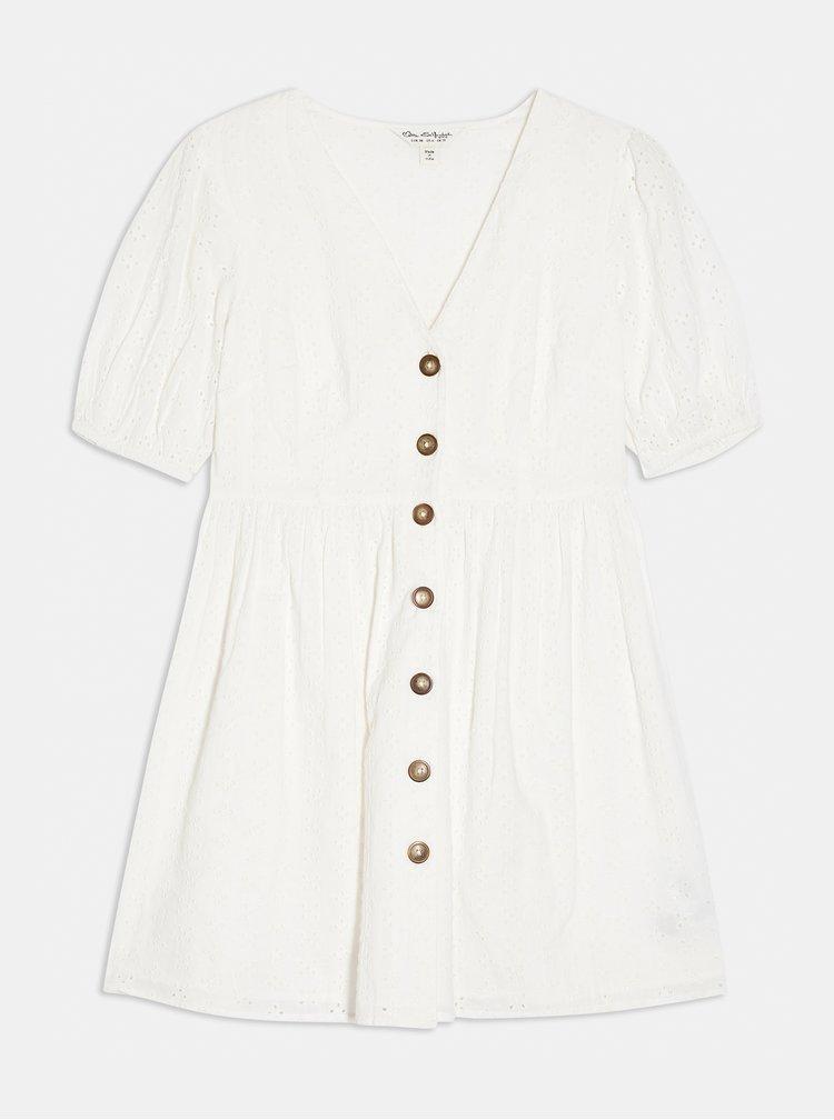 Rochii casual pentru femei Miss Selfridge - alb