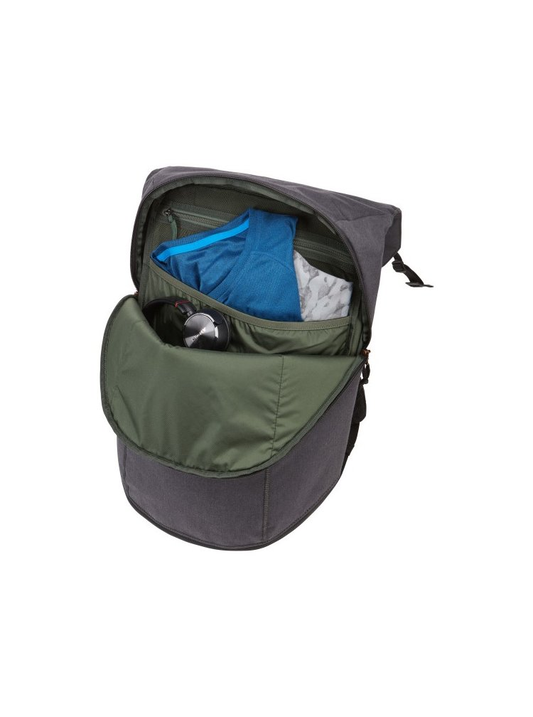 Tmavě šedý batoh Thule 25 l