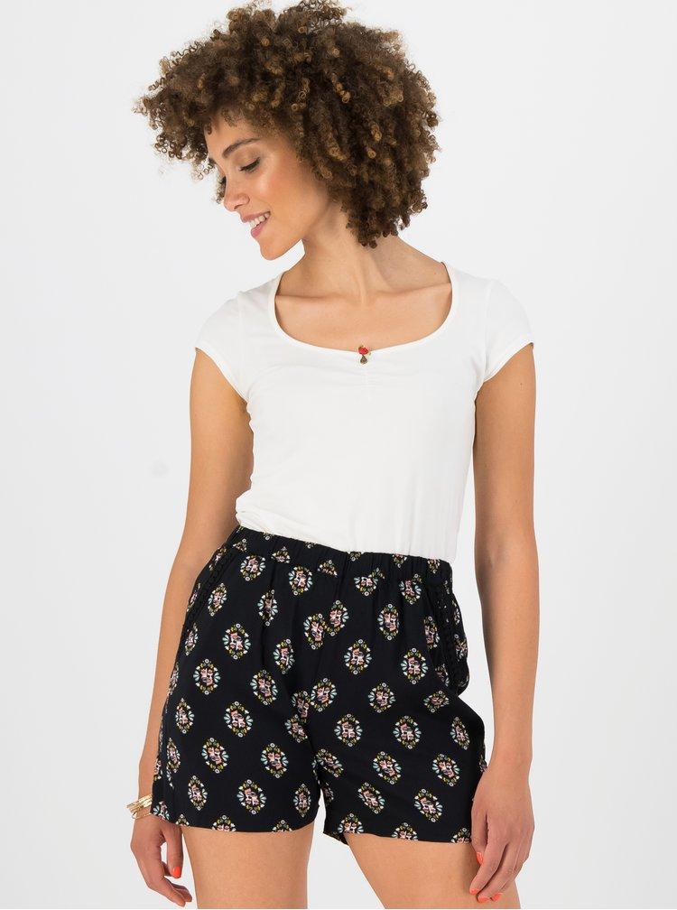 Pantaloni scurti  pentru femei Blutsgeschwister - negru