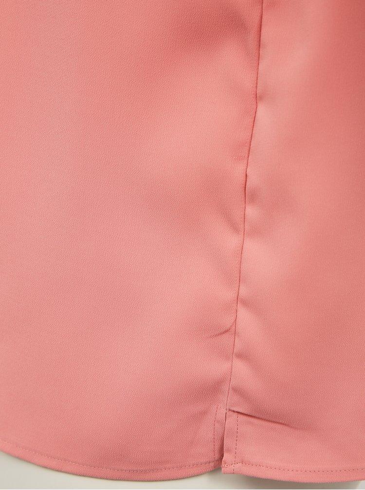 Růžová halenka VILA