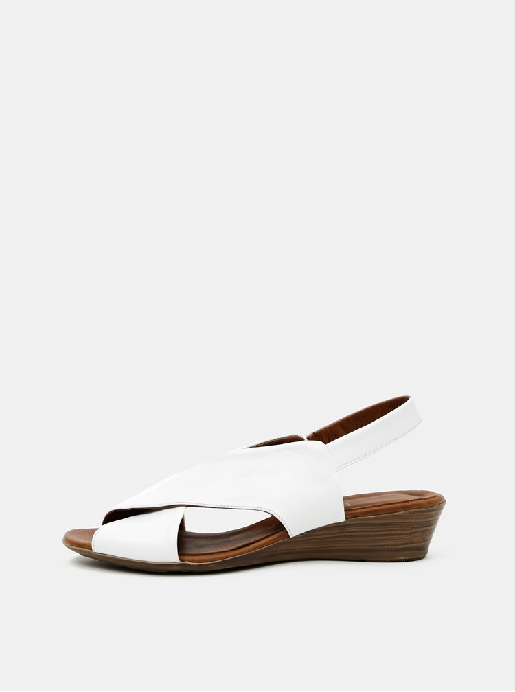 Sandale pentru femei WILD - alb
