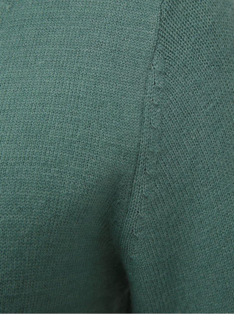Mentolový sveter VILA