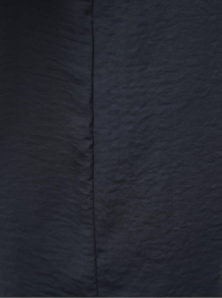 Tmavě modrá halenka VILA