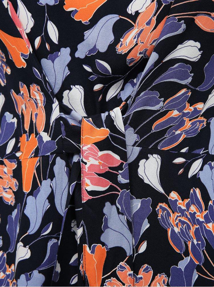 Marimi curvy pentru femei My True Me Tom Tailor - albastru, mov