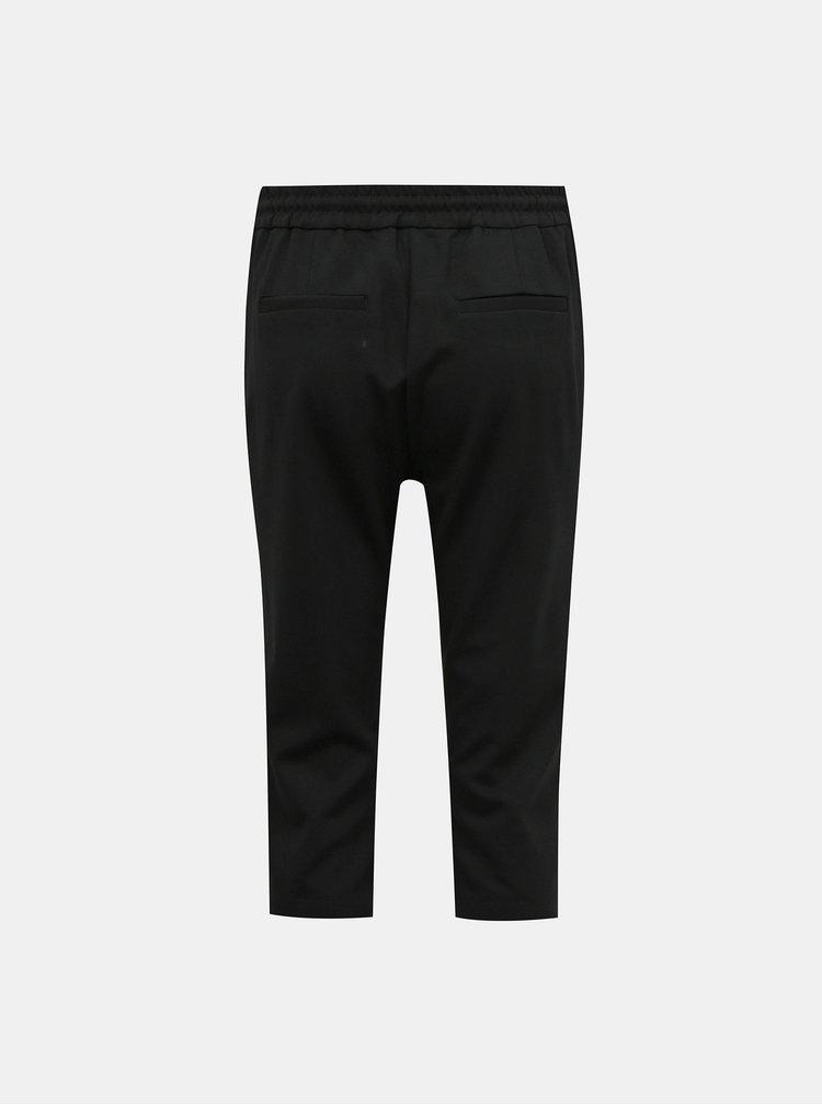 Čierne 3/4 nohavice VERO MODA