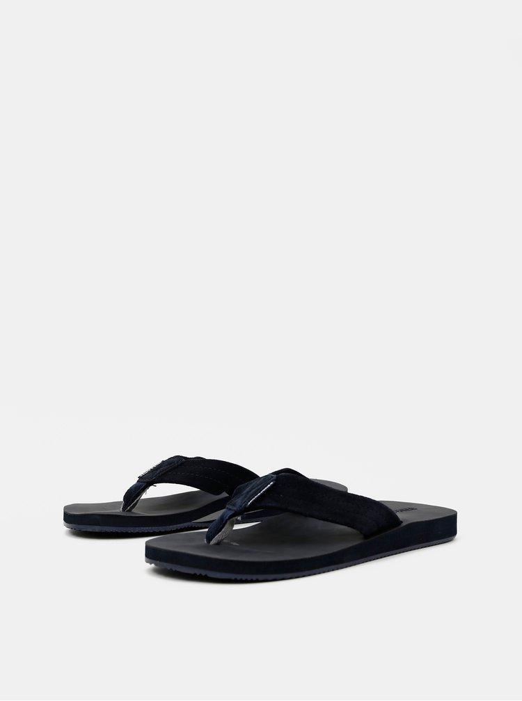 Sandale si slapi pentru barbati Jack & Jones - albastru inchis