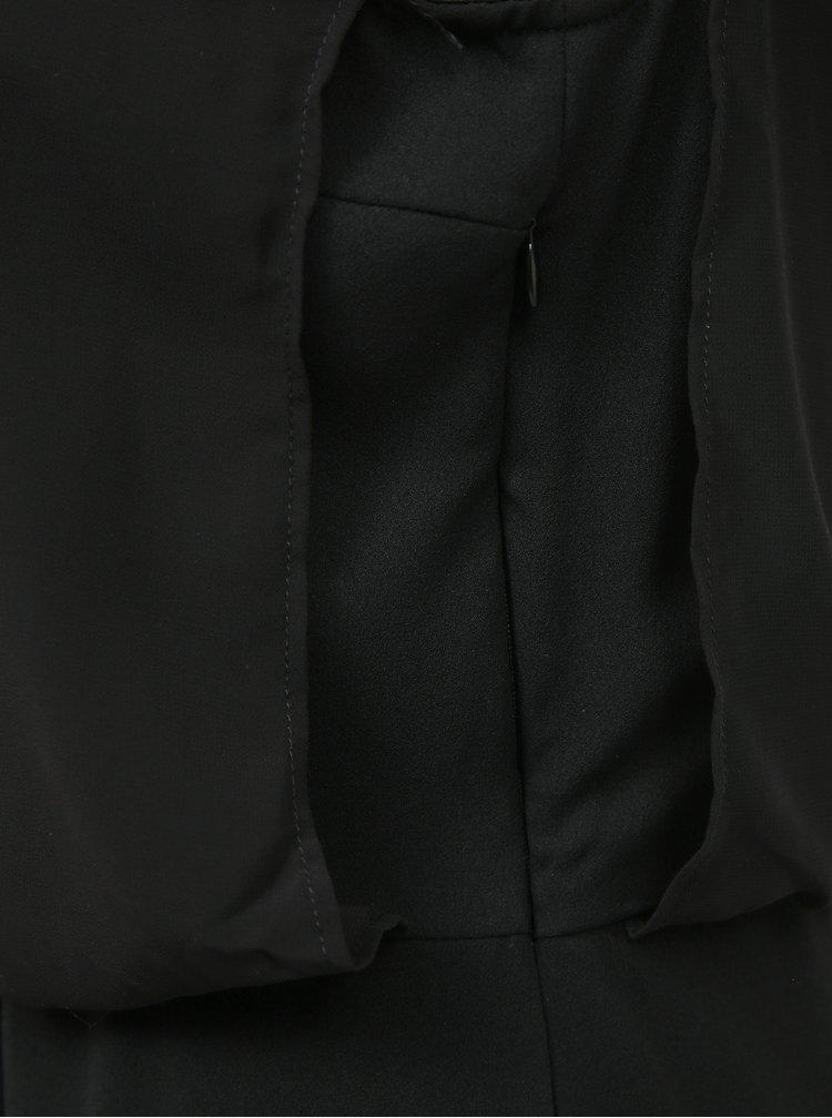 Čierne šaty VERO MODA
