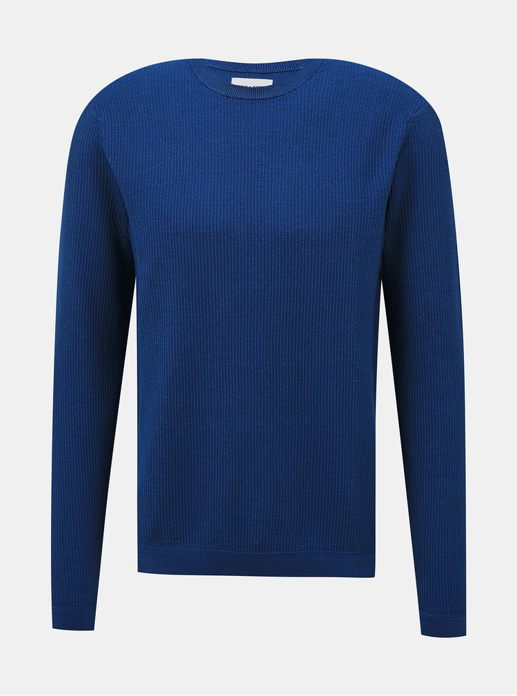 Modrý svetr ONLY & SONS Dalton