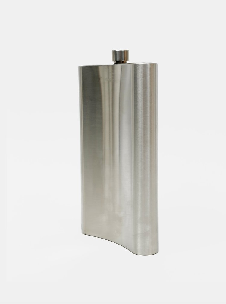Placatka ve stříbrné barvě Dakls 1700 ml