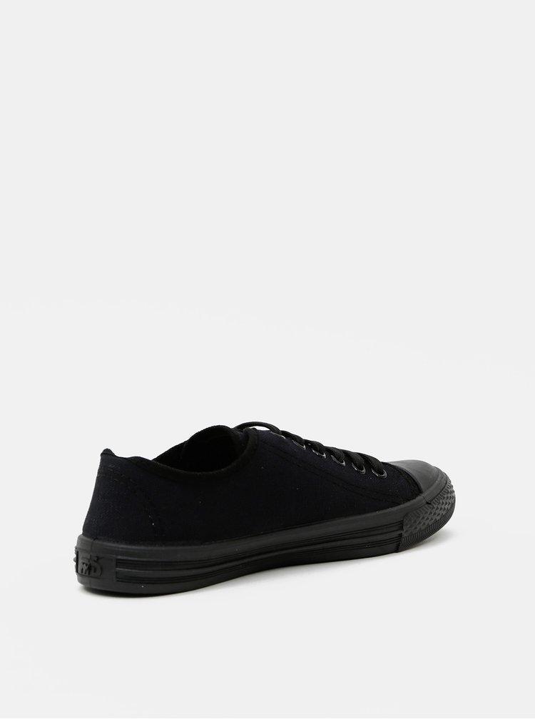 Pantofi sport si tenisi pentru femei 3F - negru