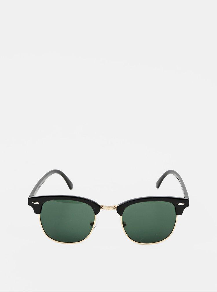 Černé dámské sluneční brýle Haily´s