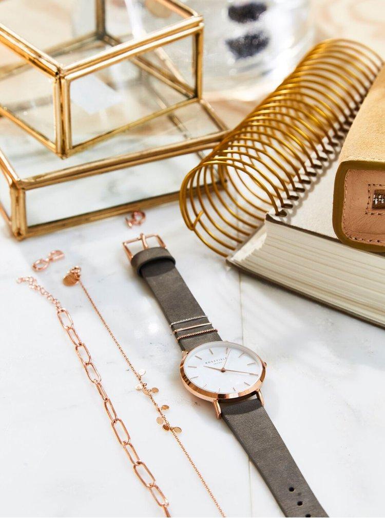 Ceasuri pentru femei Rosefield - gri