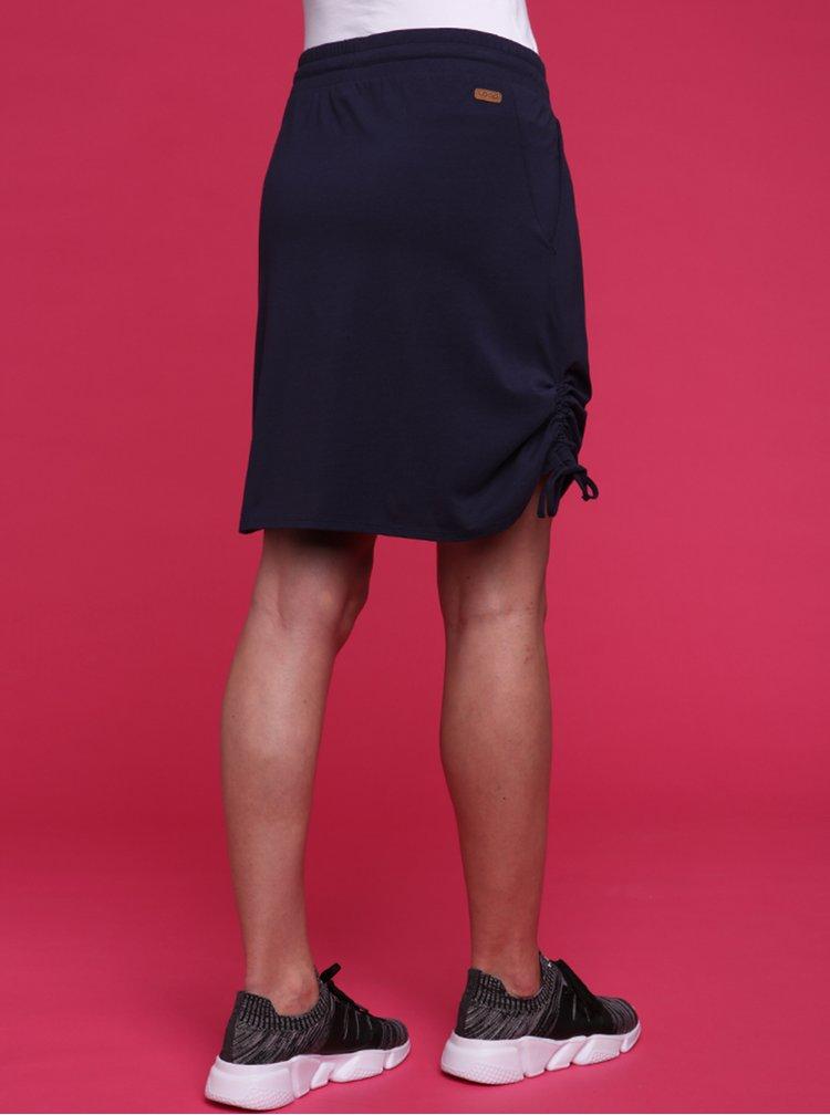 Tmavě modrá sukně LOAP Nataly