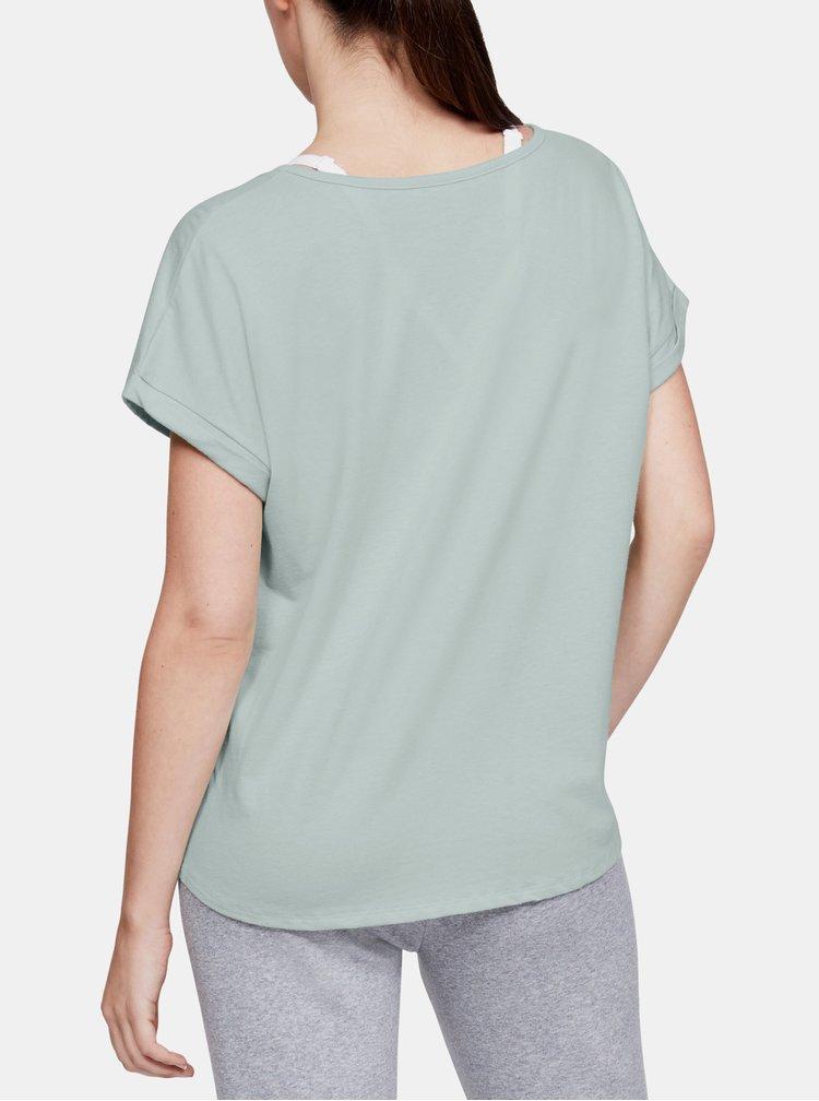 Zelené dámské tričko Under Armour